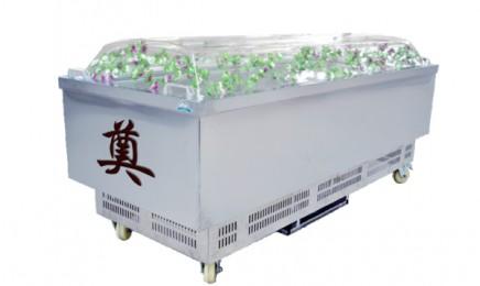 水晶棺(冰棺)
